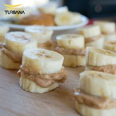 Nothing goes together like peanut butter and bananas! Their protein-carb combo fuels your workout and stabilizes your blood sugar. Sweets cravings won't be able to keep up!