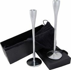 Premium 290-CAN Premium Designer Series Aluminum Candle Sticks