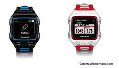 Garmin 920xt: Ultima incorporación a la familia del reloj gps Garmin Forerunner, visto en Carrerasdemontana.com