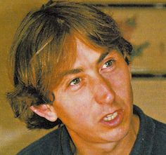 Mark Hollis (January 4, 1955) British singer and songwriter, known from the band Talk Talk.
