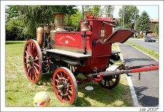 Steam Fire Pump
