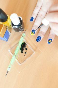 nails Batman