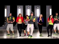 Zumba Fitness marioneta - YouTube