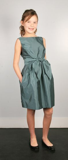 another possibility for junior bridesmaid...(thinking an ivory/cream color for them)