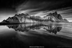 Vesturhorn - Iceland.