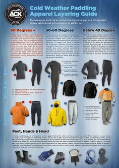 Cold weather paddling #kayaking #outdoorapparel #apparel #layers #staywarm…