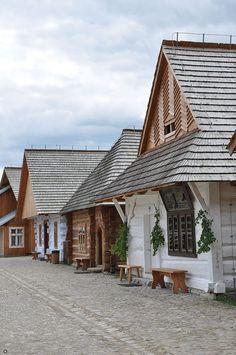 Skansen in Sanok, Poland ◀ ∞ PL 6´…