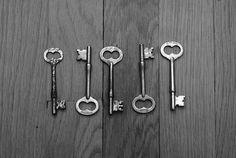 skeleton keys!!!!