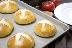 Thyme In Our Kitchen: Sourdough Sandwich Rolls from @Matt Weber #BakeYourOwnBread