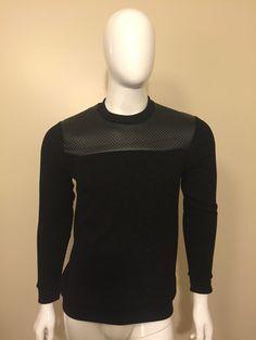 Bl. Metallic sweater Men's Sweaters, Metallic, High Neck Dress, Turtle Neck, Menswear, Dresses, Fashion, Mens Sweatshirts, Turtleneck Dress