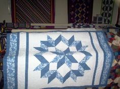 Four hour quilt top, all the instructions, yardage etc on this link.