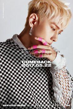 Yeah...that's IKON — ikon-global:   DONGHYUK  - [iKON - NEW KIDS :...
