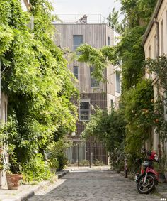 SOA Architectes Paris > Projets > THERMOPYLES