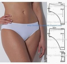 underwear are easier to make then I thought. Lingerie Patterns, Sewing Lingerie, Clothing Patterns, Underwear Pattern, Diy Clothing, Sewing Clothes, Sewing Hacks, Sewing Tutorials, Couture Sewing