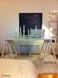 Kaunis pöytä / Beautiful table