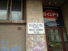#bucuresti #stradahristobotev #nicolaecarandino