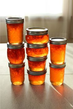 marm jars by rcakewalk, via Flickr Mixed Citrus marmalade