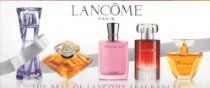 Best of Lancome by Lancome for Women - 5 Pc Mini Gift Set Tresor 7.5ml EDP Splash, Miracle 5ml EDP Splash, Hypnose 5ml EDP Splash, Miracle So Magic 5ml EDP Splash, Poeme 4ml EDP Splash