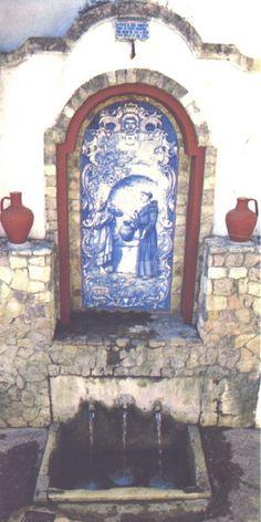 fuente at Alte - photo: Robert Bovington  #Algarve #Portugal  http://bovingtonbitsandblogs.blogspot.com.es/