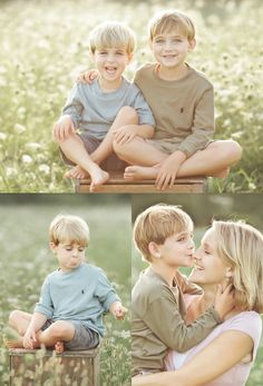 Beautiful family session - Pastel Photography
