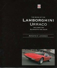 Automoto Bookshop - The Book Of The Lamborghini Urraco (Includes Silhouette and Jalpa), $69.99 (http://www.automotobookshop.com.au/the-book-of-the-lamborghini-urraco-includes-silhouette-and-jalpa/)