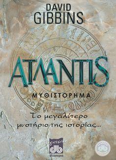 Ατλαντίς (το μεγαλύτερο μυστήριο της ιστορίας) Atlantis, Books, Livros, Libros, Book, Book Illustrations, Libri