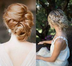 0 eye catching Messy wedding hair updo (1)