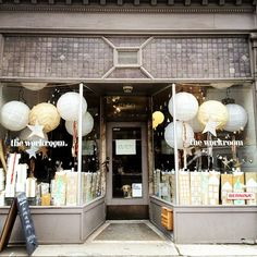 the workroom    http://www.flickr.com/photos/theworkroom/6760702717/in/contacts/ adorable store front!!