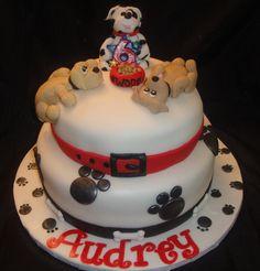 Dog Themed Birthday Cakes | Photoset 92,564 of 195,679