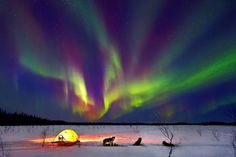 Top 20 Places To See The Northern Lights