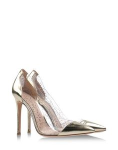 Wedding Shoes - GIANVITO ROSSI - Closed toe