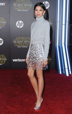 b57b0ff8c9 See What All the Famous Star Wars Super Fans Wore to The Force Awakens  Premiere -