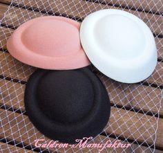 Fascinator DIY Pillbox Vintage 40ies 50ies Rockabilly Pin Up Hat