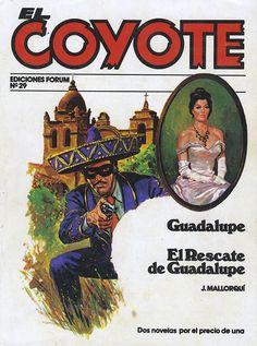 Guadalupe. Ed. Forum, 1983. (Col. El Coyote ; 29. v. V)
