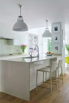 Love the light and airy look