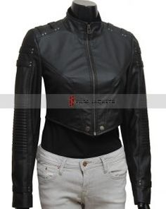 This Halloween slip into the DC comic's character costume of Black Canary. You will get all that is required to complete the look of the lady. Black Canary Costume, Dc Comics Characters, Character Costumes, Motorcycle Jacket, Leather Jacket, Hollywood, Celebs, Lady, Jackets