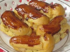 Eclairs, Pretzel Bites, Sausage, Treats, Sweet, Food, Hampers, Sweet Like Candy, Candy