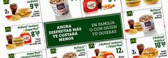 Cupones descuento de McDonald's | Canarias Free
