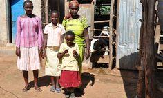Patenschaften helfen Familien. Und das heißt in Ruanda nach dem Völkermord oft: Patenschaften helfen Witwen und Waisen. Aus ihnen sind in den Projekten von ora international neue Familien geworden.  Eine ora-Patin hat die Gelegenheit genutzt, sich das ora
