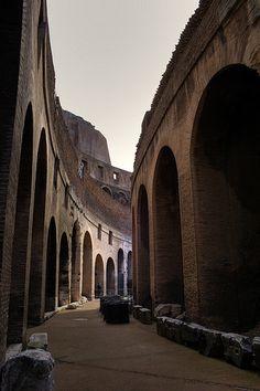 Colosseo (interno)