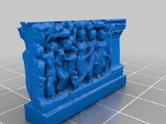 Art Institutue of Chicago 3D printable art