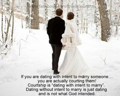 Courtship <3....call me old fashioned y'all but that's the way to go ;)