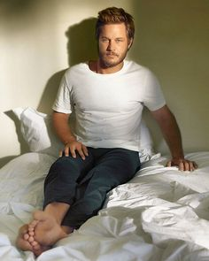 NEW pic  W Magazine #TravisFimmel....oh, wow.
