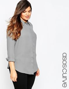 e54afe8547f3 ASOS CURVE Casual Blouse Curves Clothing, Cheap Plus Size Clothing, Plus  Size Sale,