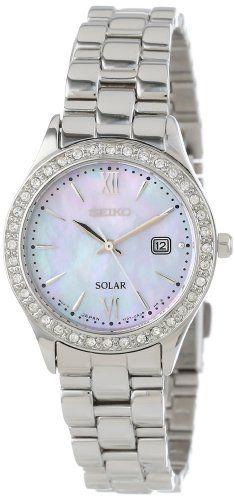 Seiko Women's SUT073 Dress-Solar Classic Watch