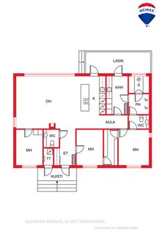 House Plans, Floor Plans, Exterior, Flooring, How To Plan, Architecture, Home, Arquitetura, Ad Home