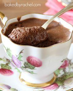 Julia Child's Chocolate Mousse Recipe