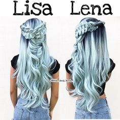 What would you choose ? Lisa or lena Follow us for more I love both but I choose lena #inshot #girls #cute #summer #blur #sun #happy #fun #dog #hair #beach #hot #cool #fashion #friends #smile #follow4follow #like4like #instamood #family #nofilter #amazing #style #love #photooftheday #lol #my #nocrops