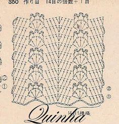 Baby Crochet Patterns Part 32 - Beautiful Crochet Patterns and Knitting Patterns Stitch Patterns, Knitting Patterns, Crochet Patterns, Crochet Stitches, Easy Patterns, Vestidos Bebe Crochet, New Dress Pattern, Vintage Dress Patterns, Baby Girl Crochet