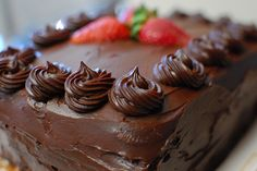 chocolate truffle cake #food #FF #L4L #photooftheday